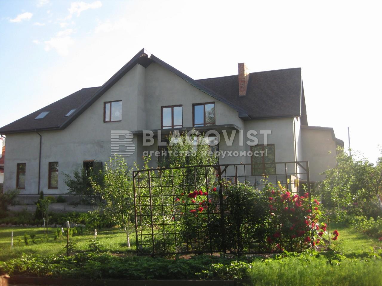 Дом P-7840, Садовая (Осокорки), Киев - Фото 1