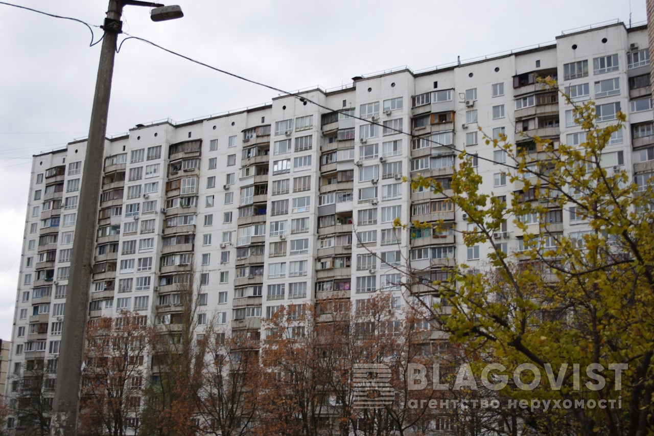 Квартира Z-793680, Героев Сталинграда просп., 17а, Киев - Фото 1