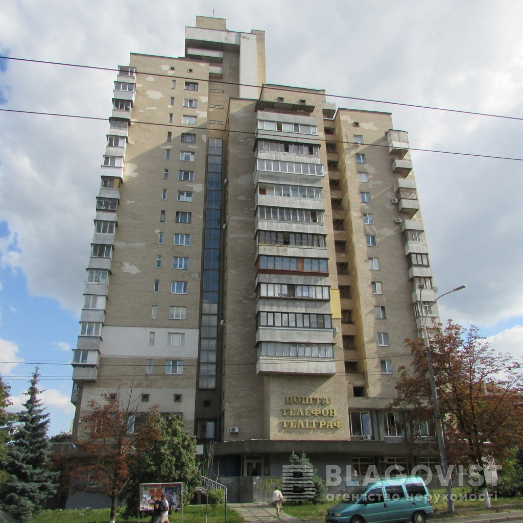 Квартира Z-804506, Воздухофлотский просп., 11/15, Киев - Фото 1