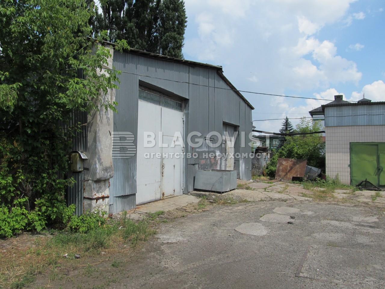 Склад, F-36028, Колосковая, Киев - Фото 4