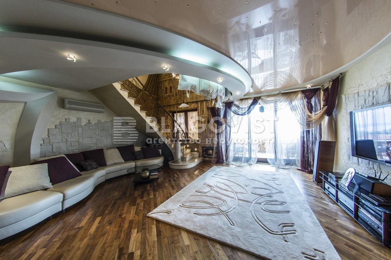 Квартира F-35936, Героев Сталинграда просп., 10а корпус 5, Киев - Фото 1
