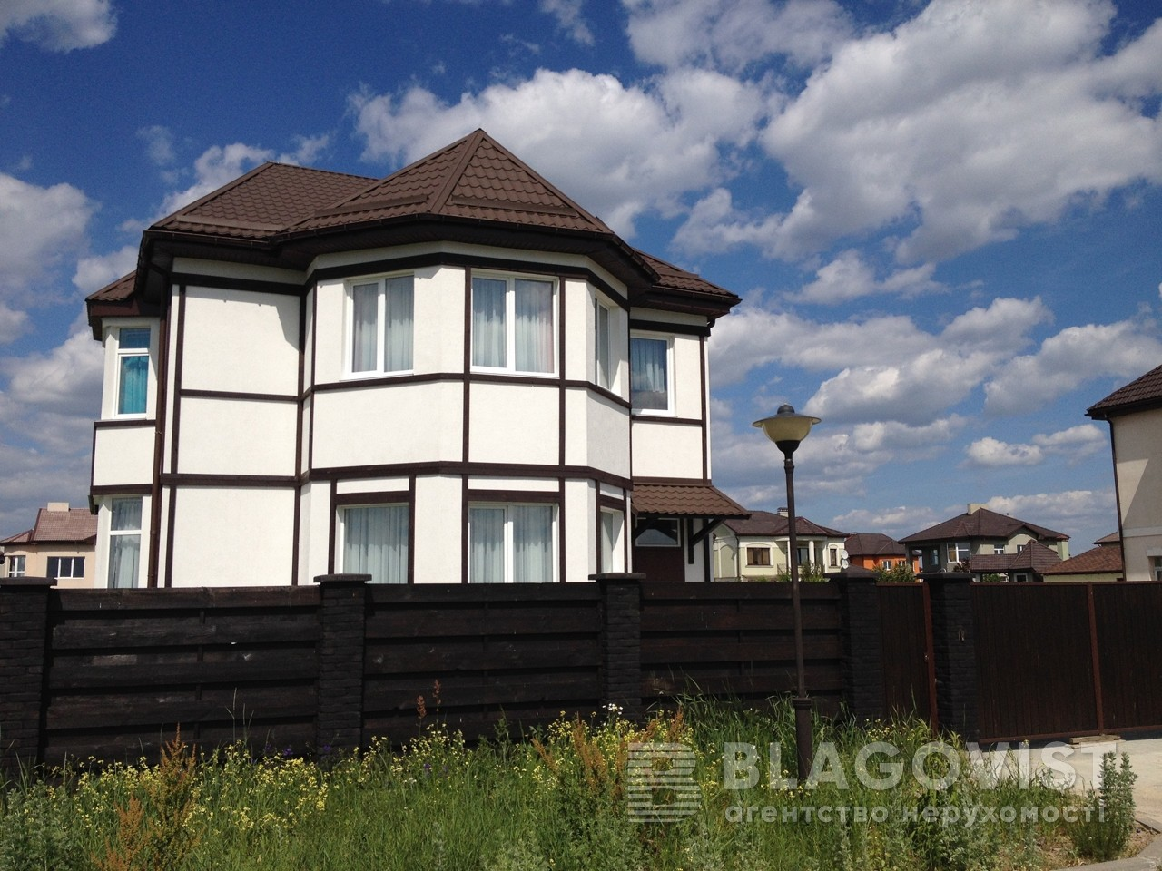 Дом M-29907, Березовка - Фото 1