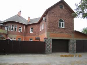 Дом Пушкина, Петропавловская Борщаговка, K-23199 - Фото2