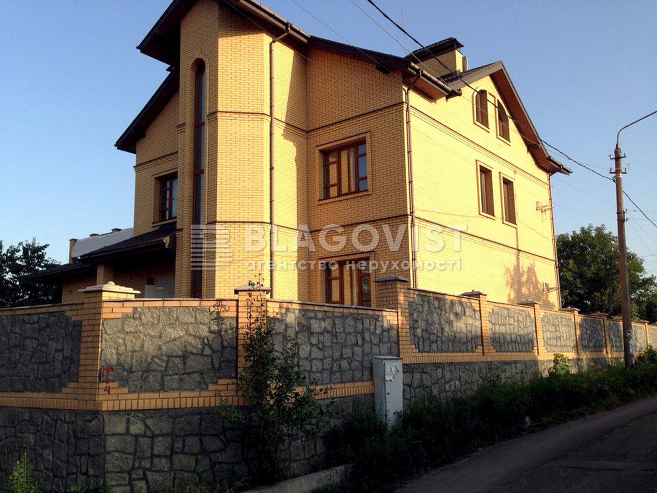 Дом F-22821, Красноводская, Киев - Фото 1