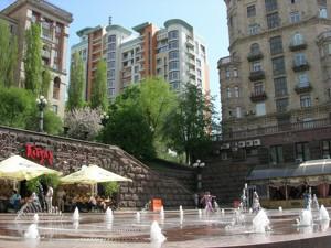 Квартира Хрещатик, 27б, Київ, A-107508 - Фото 1