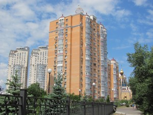 Apartment Obolonska naberezhna, 3, Kyiv, Z-597549 - Photo