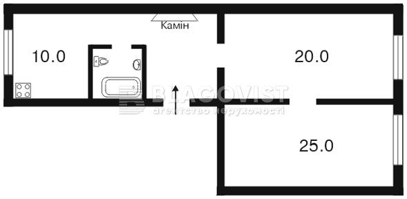 Квартира A-79992, Пушкінська, 9б, Київ - Фото 5