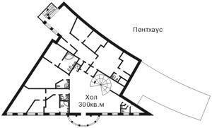 Торговые площади, Оболонская набережная, Киев, M-8435 - Фото1