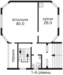 Дом C-88881, Дачная, Софиевская Борщаговка - Фото 2