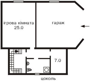 Дом C-88881, Дачная, Софиевская Борщаговка - Фото 4