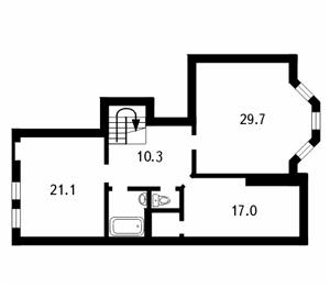 Квартира Воздвиженская, 33, Киев, L-7054 - Фото3