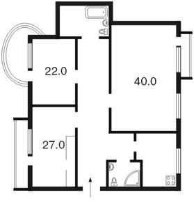 Квартира Жилянская, 30а, Киев, Z-607585 - Фото2