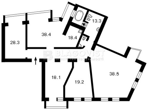 Квартира F-18718, Обсерваторная, 10, Киев - Фото 5