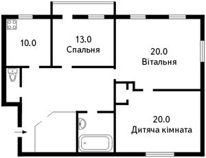Квартира Сечевых Стрельцов (Артема), 9в, Киев, Z-614849 - Фото2