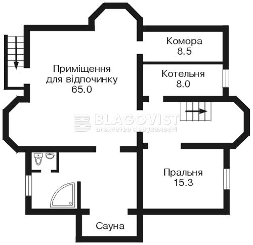 Дом C-89397, Петропавловская Борщаговка - Фото 3