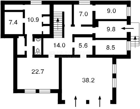 Будинок, C-90119