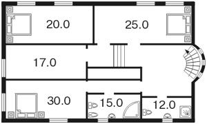 Дом Козин (Конча-Заспа), J-499 - Фото 4