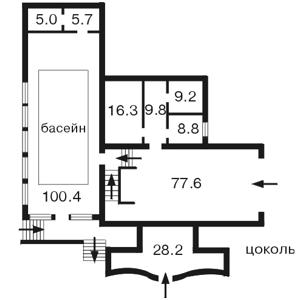 Дом Козин (Конча-Заспа), Z-657876 - Фото 4