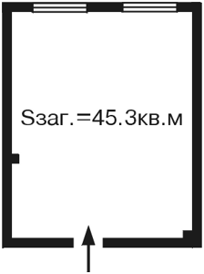 Коммерческая недвижимость, E-22075, Крымского Академика, Святошинский район