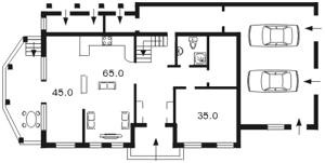 Дом Гатное, O-5472 - Фото1