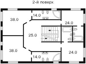 Будинок Цимбалів Яр, Київ, Z-738723 - Фото2