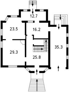 Дом Каштановая, Софиевская Борщаговка, L-11559 - Фото2