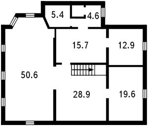Дом Каштановая, Софиевская Борщаговка, L-11559 - Фото 4