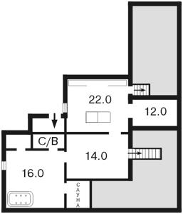 Будинок Козин (Конча-Заспа), F-22428 - Фото 5