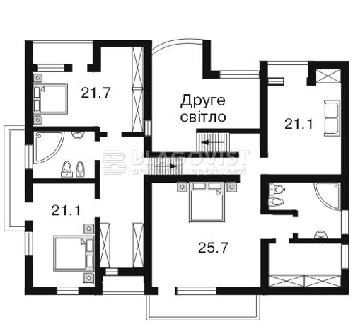 Дом M-13107, Козин (Конча-Заспа) - Фото 2