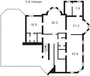 Будинок Петропавлівська Борщагівка, Z-761244 - Фото 6