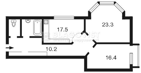Квартира Z-779268, Кудрявский спуск, 3а, Киев - Фото 5