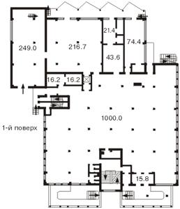 Коммерческая недвижимость, F-23254, Кольцевая дорога, Святошинский район