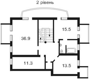 Квартира Верховинная, 84, Киев, Z-813320 - Фото3