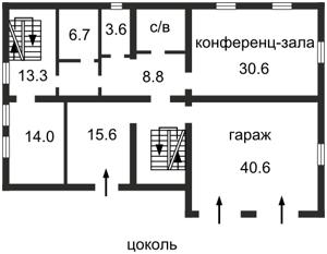 Будинок Вільшанська, Київ, F-25239 - Фото