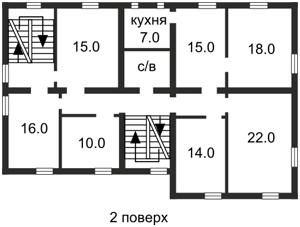 Дом Ольшанская, Киев, F-25239 - Фото 3