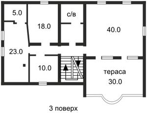 Дом Ольшанская, Киев, F-25239 - Фото 4