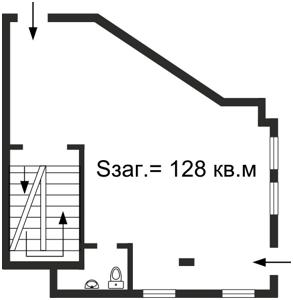 Офис, Шота Руставели, Киев, M-15844 - Фото2