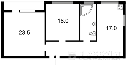 Квартира C-73053, Лютеранская, 27/29, Киев - Фото 4