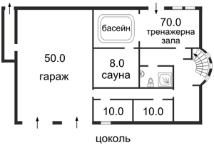 Дом Козин (Конча-Заспа), J-499 - Фото2