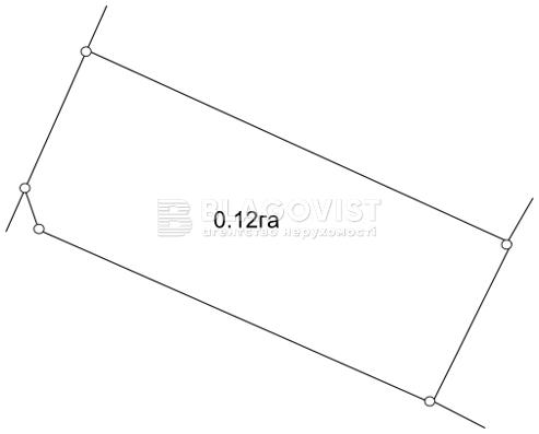Земельный участок O-13907, Бобрица (Киево-Святошинский) - Фото 1
