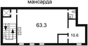 Офис, Нижний Вал, Киев, H-25361 - Фото 7