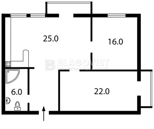 Квартира A-92180, Михайловская, 21, Киев - Фото 4