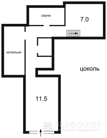 Дом F-14477, Украинка - Фото 3
