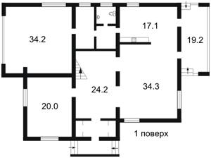 Дом Садовая (Осокорки), Киев, M-8909 - Фото1