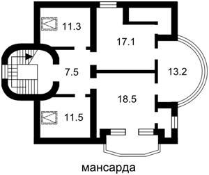 Дом Z-1062345, Полковая, Киев - Фото 4