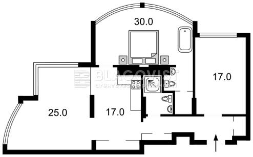 Квартира E-27939, Науки просп., 69, Киев - Фото 8