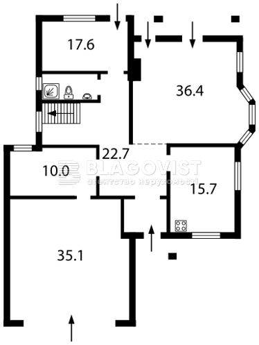 Будинок F-25144, Гостомель - Фото 2