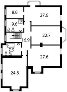 Будинок F-25144, Гостомель - Фото 3
