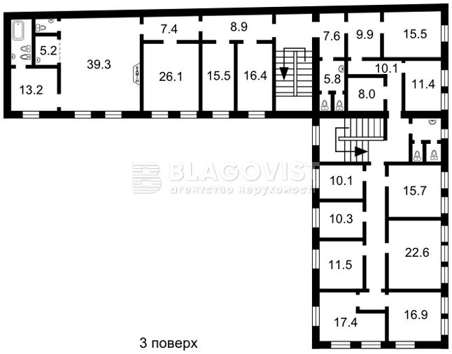 Офіс, F-26407, Хорива, Київ - Фото 5