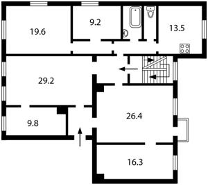 Квартира Софиевская, 23, Киев, Z-1124232 - Фото2